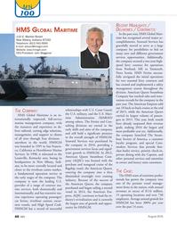 Marine News Magazine, page 40,  Aug 2016