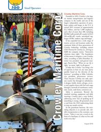 Marine News Magazine, page 52,  Aug 2016