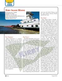 Marine News Magazine, page 62,  Aug 2016