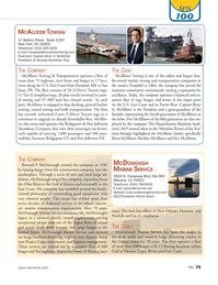 Marine News Magazine, page 75,  Aug 2016