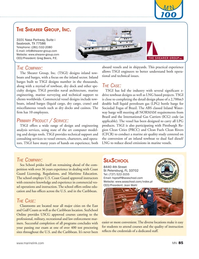 Marine News Magazine, page 85,  Aug 2016