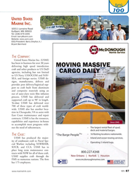 Marine News Magazine, page 87,  Aug 2016