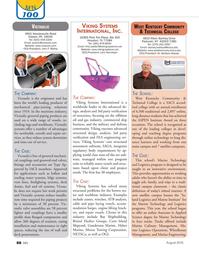 Marine News Magazine, page 88,  Aug 2016