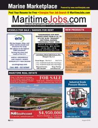 Marine News Magazine, page 92,  Aug 2016