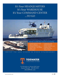Marine News Magazine, page 13,  Sep 2016