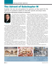Marine News Magazine, page 26,  Sep 2016