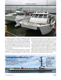 Marine News Magazine, page 41,  Sep 2016