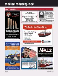 Marine News Magazine, page 62,  Sep 2016