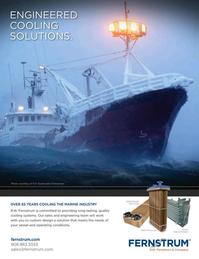 Marine News Magazine, page 4th Cover,  Sep 2016