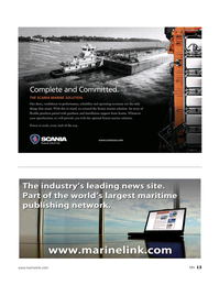 Marine News Magazine, page 13,  Oct 2016