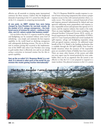 Marine News Magazine, page 16,  Oct 2016
