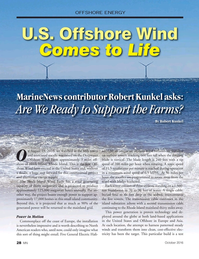 Marine News Magazine, page 28,  Oct 2016