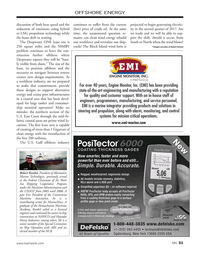 Marine News Magazine, page 31,  Oct 2016