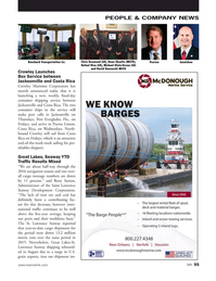Marine News Magazine, page 55,  Oct 2016