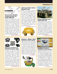 Marine News Magazine, page 59,  Oct 2016