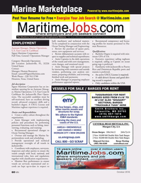 Marine News Magazine, page 60,  Oct 2016