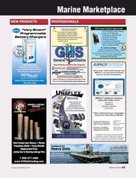 Marine News Magazine, page 63,  Oct 2016