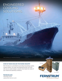Marine News Magazine, page 4th Cover,  Oct 2016