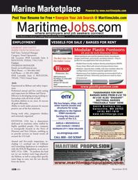 Marine News Magazine, page 108,  Nov 2016