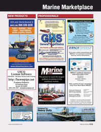 Marine News Magazine, page 111,  Nov 2016