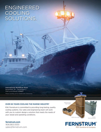 Marine News Magazine, page 4th Cover,  Nov 2016
