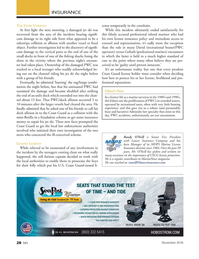 Marine News Magazine, page 28,  Nov 2016
