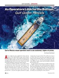 Marine News Magazine, page 38,  Nov 2016