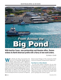 Marine News Magazine, page 54,  Nov 2016
