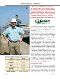 Marine News Magazine, page 62,  Nov 2016