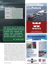 Marine News Magazine, page 67,  Nov 2016