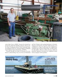 Marine News Magazine, page 85,  Nov 2016