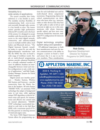 Marine News Magazine, page 91,  Nov 2016