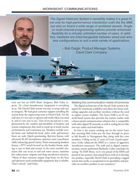 Marine News Magazine, page 92,  Nov 2016