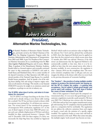 Marine News Magazine, page 12,  Dec 2016