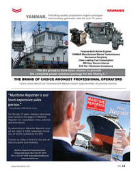 Marine News Magazine, page 15,  Dec 2016