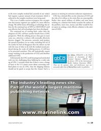 Marine News Magazine, page 19,  Dec 2016