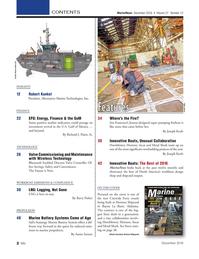 Marine News Magazine, page 2,  Dec 2016