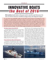 Marine News Magazine, page 42,  Dec 2016