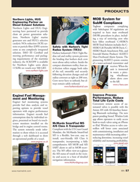 Marine News Magazine, page 57,  Dec 2016