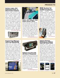 Marine News Magazine, page 57,  Dec 2016