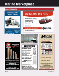 Marine News Magazine, page 62,  Dec 2016
