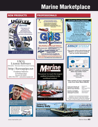 Marine News Magazine, page 63,  Dec 2016