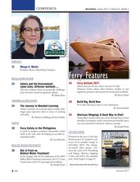 Marine News Magazine, page 2,  Jan 2017