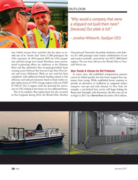 Marine News Magazine, page 38,  Jan 2017