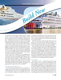 Marine News Magazine, page 41,  Jan 2017