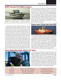 Marine News Magazine, page 51,  Jan 2017