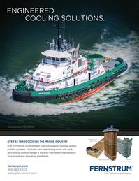 Marine News Magazine, page 4th Cover,  Jan 2017