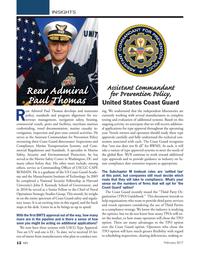 Marine News Magazine, page 12,  Feb 2017