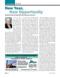 Marine News Magazine, page 18,  Feb 2017