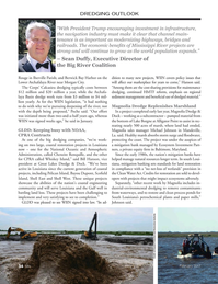 Marine News Magazine, page 34,  Feb 2017